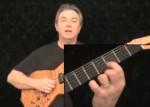 Łatwe solo na gitarze elektrycznej