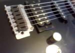 Ustawianie / regulacja menzury w gitarze elektrycznej
