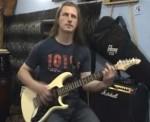 Lekcja gry - gitara rytmiczna z przesterem w grunge, alternatywa, hard rock