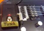 Ustawianie / regulacja menzury w gitarze elektrycznej (2/2)