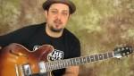Arpeggio na gitarze elektrycznej