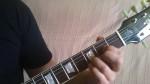 Chwyt gitarowy dla początkujących D-dur