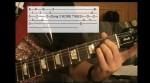Nothing Else Matters zespołu Metallica - lekcja druga z tabulaturą
